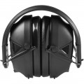 3M - Peltor Sport Tactical 300 Wired Noise Canceling Over-the-Ear Headphones - Black