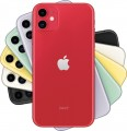 Apple - iPhone 11 with 64GB Memory Cell Phone (Unlocked) - (PRODUCT)RED