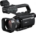 Sony - HXR-MC88 HD Flash Memory Camcorder - Black